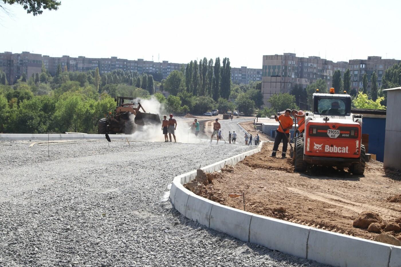 Юрій Вілкул: Продовжуємо розвиток інфраструктури Кривого Рогу - завершили два великих дорожніх проєкти з капремонту по проспекту 200-річчя..., фото-6