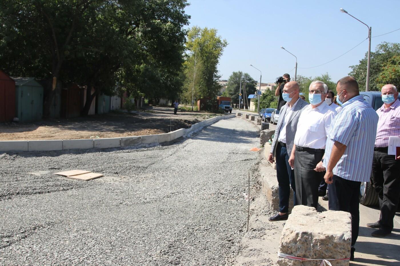 Юрій Вілкул: Продовжуємо розвиток інфраструктури Кривого Рогу - завершили два великих дорожніх проєкти з капремонту по проспекту 200-річчя..., фото-5
