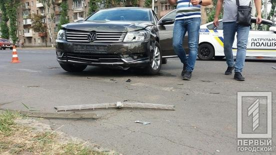ДТП в Кривом Роге: на перекрестке столкнулись ВАЗ и Volkswagen, - ФОТО , фото-5
