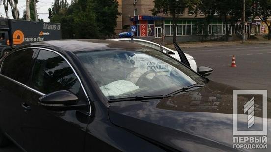 ДТП в Кривом Роге: на перекрестке столкнулись ВАЗ и Volkswagen, - ФОТО , фото-6