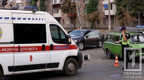 ДТП в Кривом Роге: на перекрестке столкнулись ВАЗ и Volkswagen, - ФОТО , фото-1