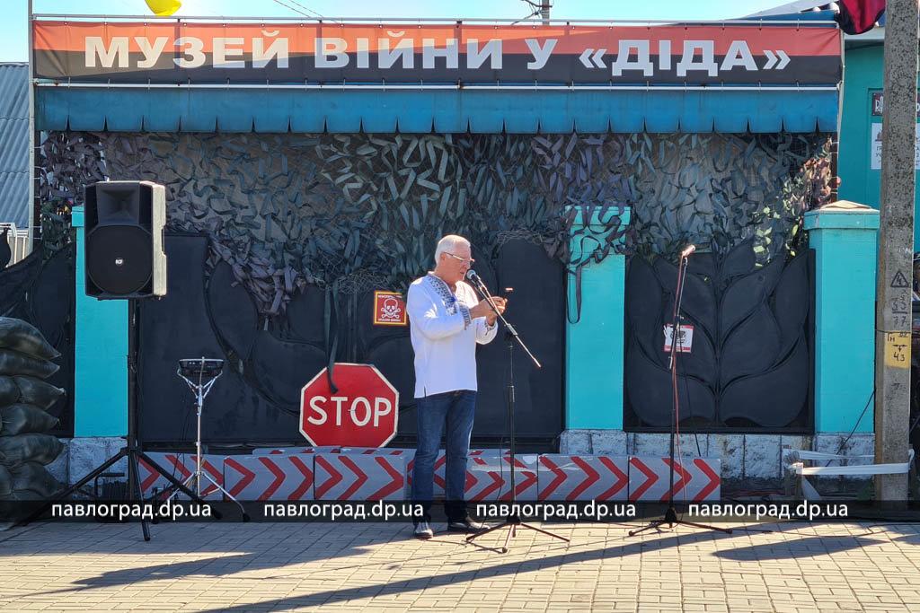 На Днепропетровщине открыли уникальный памятник участникам войны на Донбассе, - ФОТО , фото-4