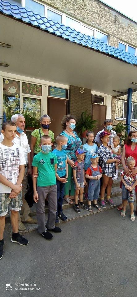 В Кривом Роге сразу семеро детей из одной семьи попали в детский дом семейного типа. - ФОТО , фото-1