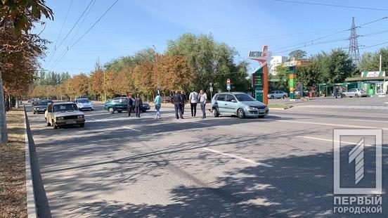 """В Кривом Роге водитель """"ВАЗа"""" влетел в """"Mitsubishi"""", - ФОТО, фото-5"""