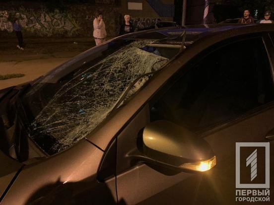 "В Кривом Роге ""Toyota"" сбила пешехода, - ФОТО , фото-3"