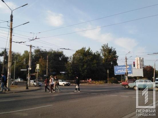 В Кривом Роге в результате ДТП пострадал велосипедист, - ФОТО , фото-1