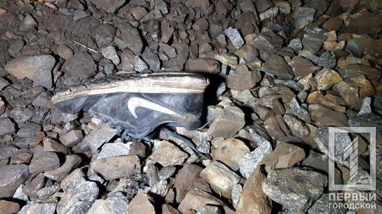 В Кривом Роге электровоз сбил мужчину, переносившего металлолом, - ФОТО , фото-3