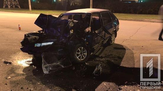 В результате ДТП на перекрестке Кривого Рога пострадал мужчина, - ФОТО , фото-9