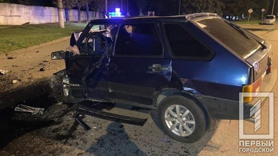 В результате ДТП на перекрестке Кривого Рога пострадал мужчина, - ФОТО , фото-7