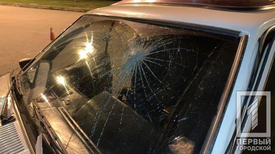 В результате ДТП на перекрестке Кривого Рога пострадал мужчина, - ФОТО , фото-3