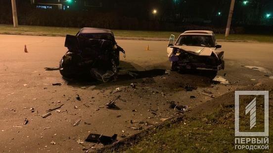 В результате ДТП на перекрестке Кривого Рога пострадал мужчина, - ФОТО , фото-1