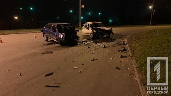 В результате ДТП на перекрестке Кривого Рога пострадал мужчина, - ФОТО , фото-11