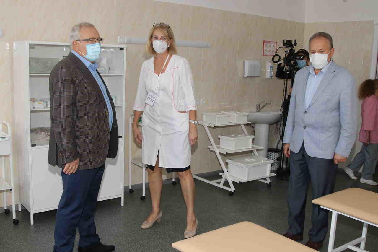 Ю. Вілкул: У Кривому Розі відкрили 50 сучасну амбулаторію загальної практики сімейної медицини, фото-8