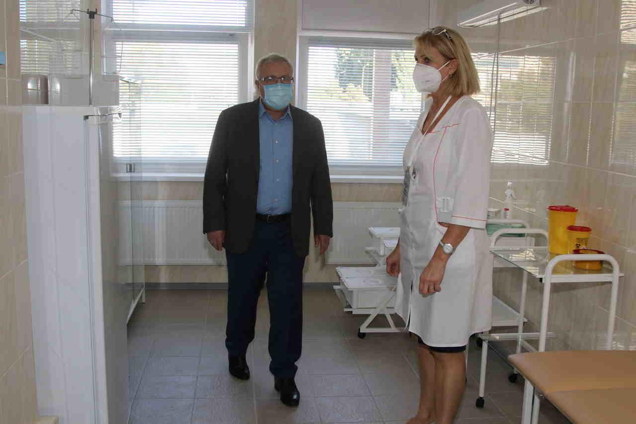 Ю. Вілкул: У Кривому Розі відкрили 50 сучасну амбулаторію загальної практики сімейної медицини, фото-9