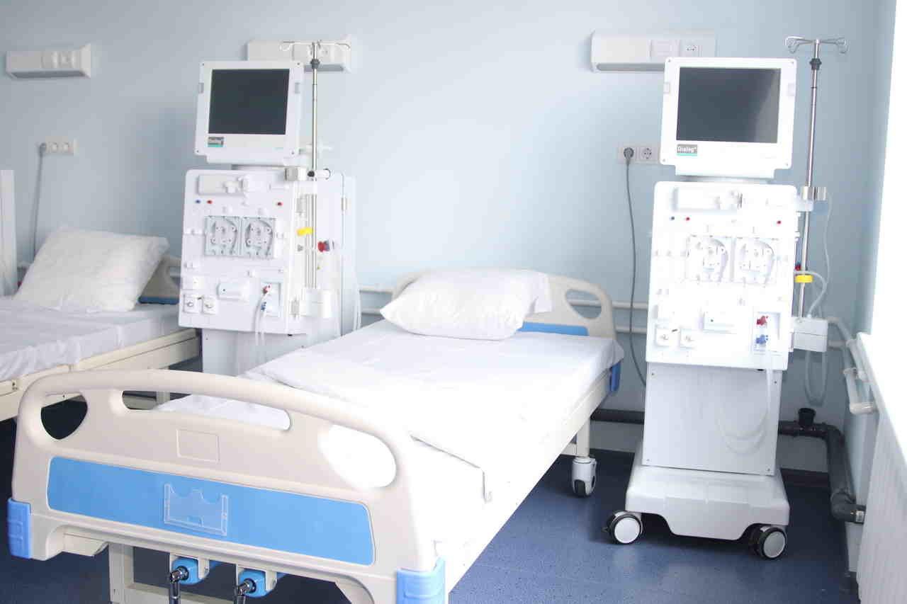 Ю. Вілкул: Продовжуємо модернізацію лікарень, які рік тому передала нам область - у міській лікарні №2 відкрито відділення амбулаторного ге..., фото-1