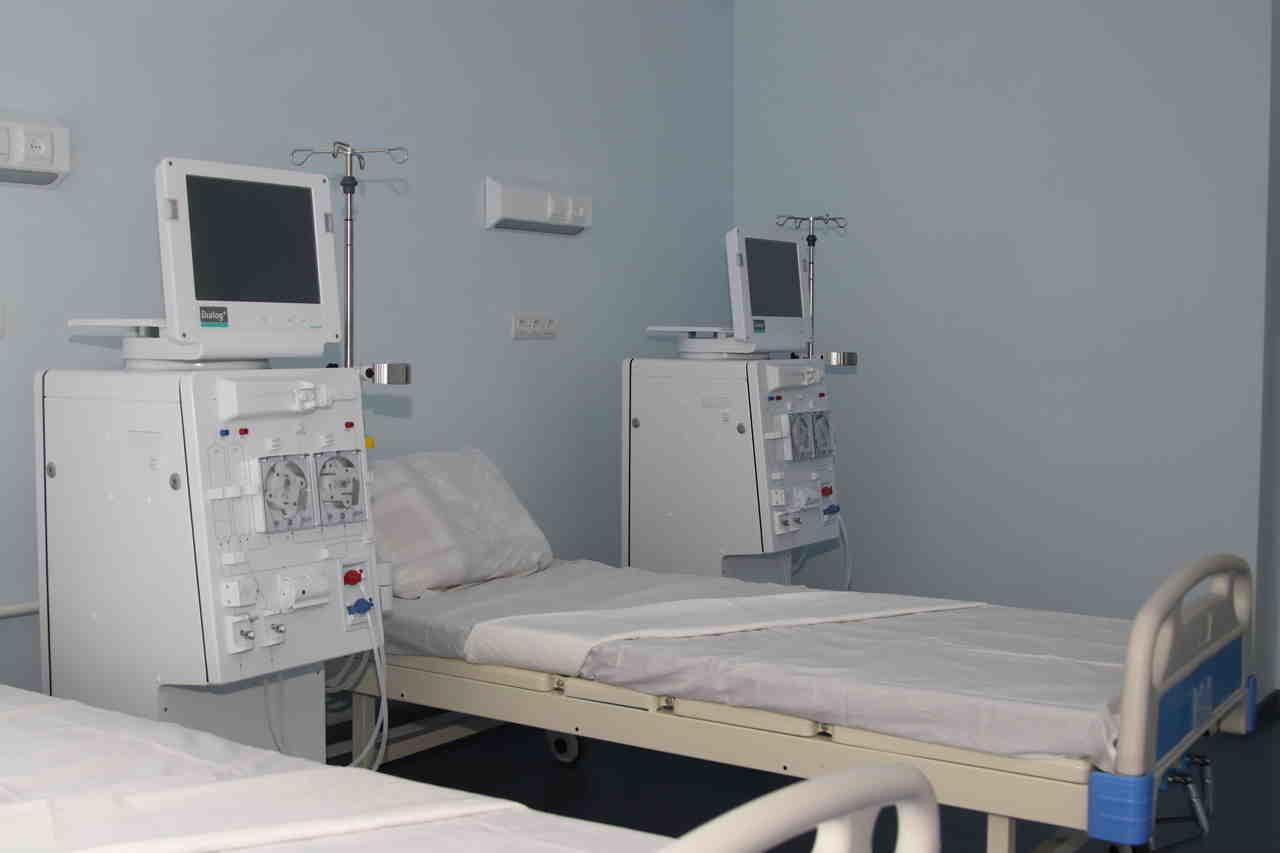 Ю. Вілкул: Продовжуємо модернізацію лікарень, які рік тому передала нам область - у міській лікарні №2 відкрито відділення амбулаторного ге..., фото-4