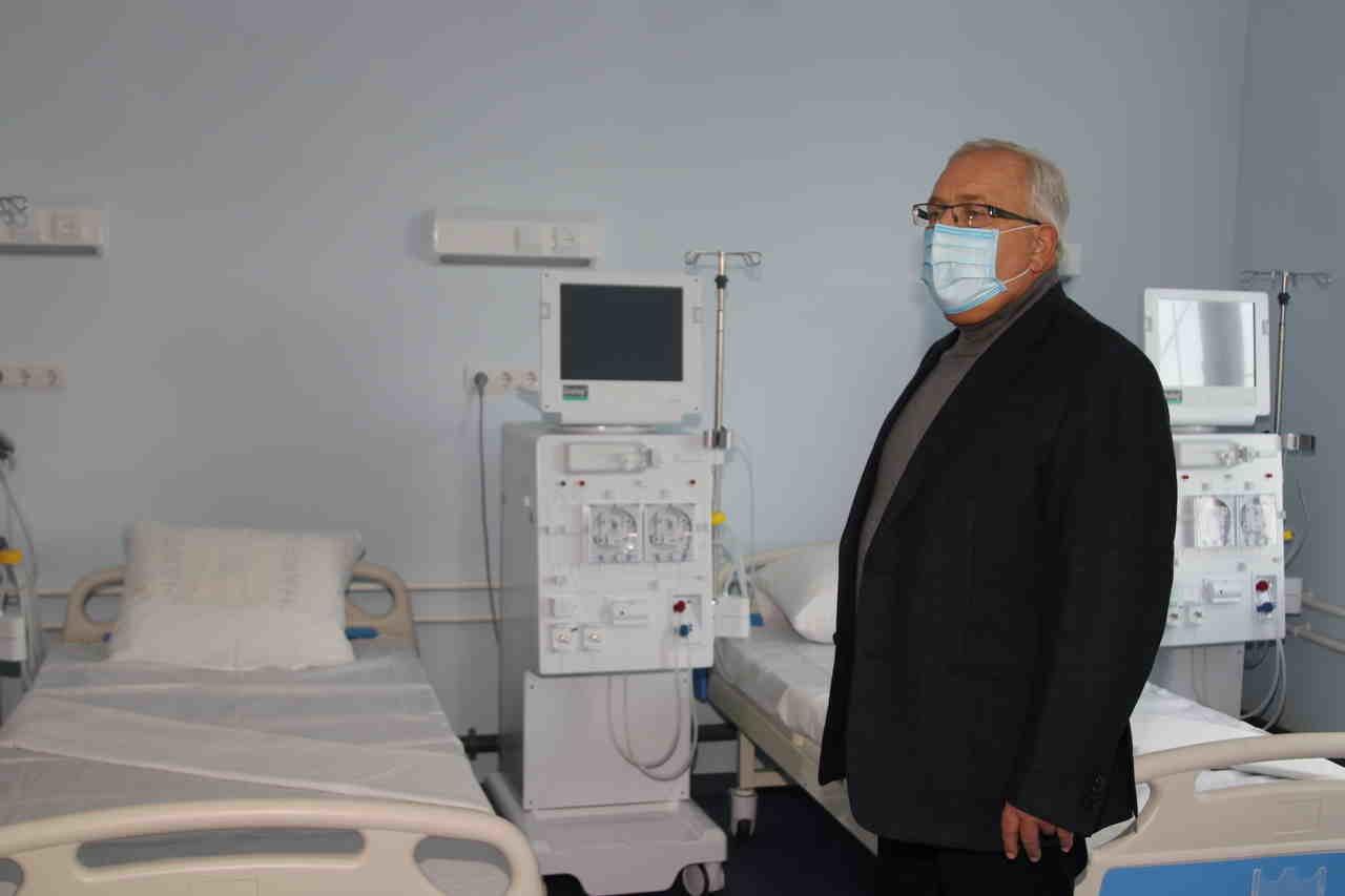 Ю. Вілкул: Продовжуємо модернізацію лікарень, які рік тому передала нам область - у міській лікарні №2 відкрито відділення амбулаторного ге..., фото-5