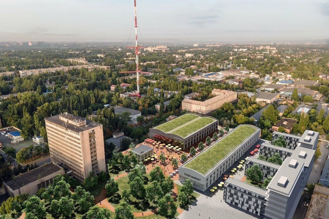 Проєкти Народної програми Дмитра Шевчика: інноваційний парк KR_Tech_City, фото-1