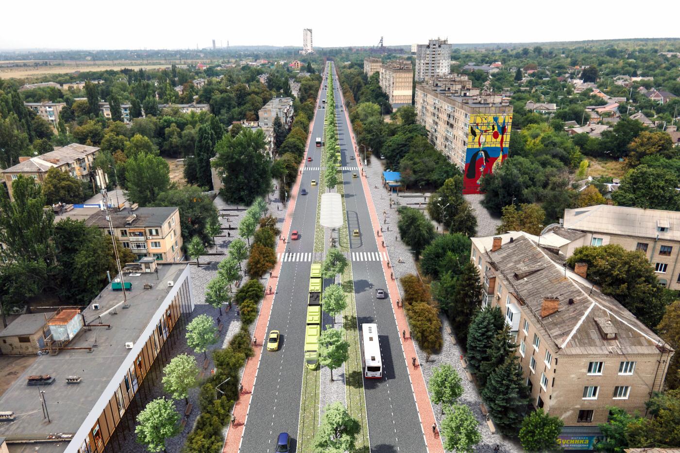 Проєкти Народної програми Дмитра Шевчика: лінії швидкісного автобусу, фото-1