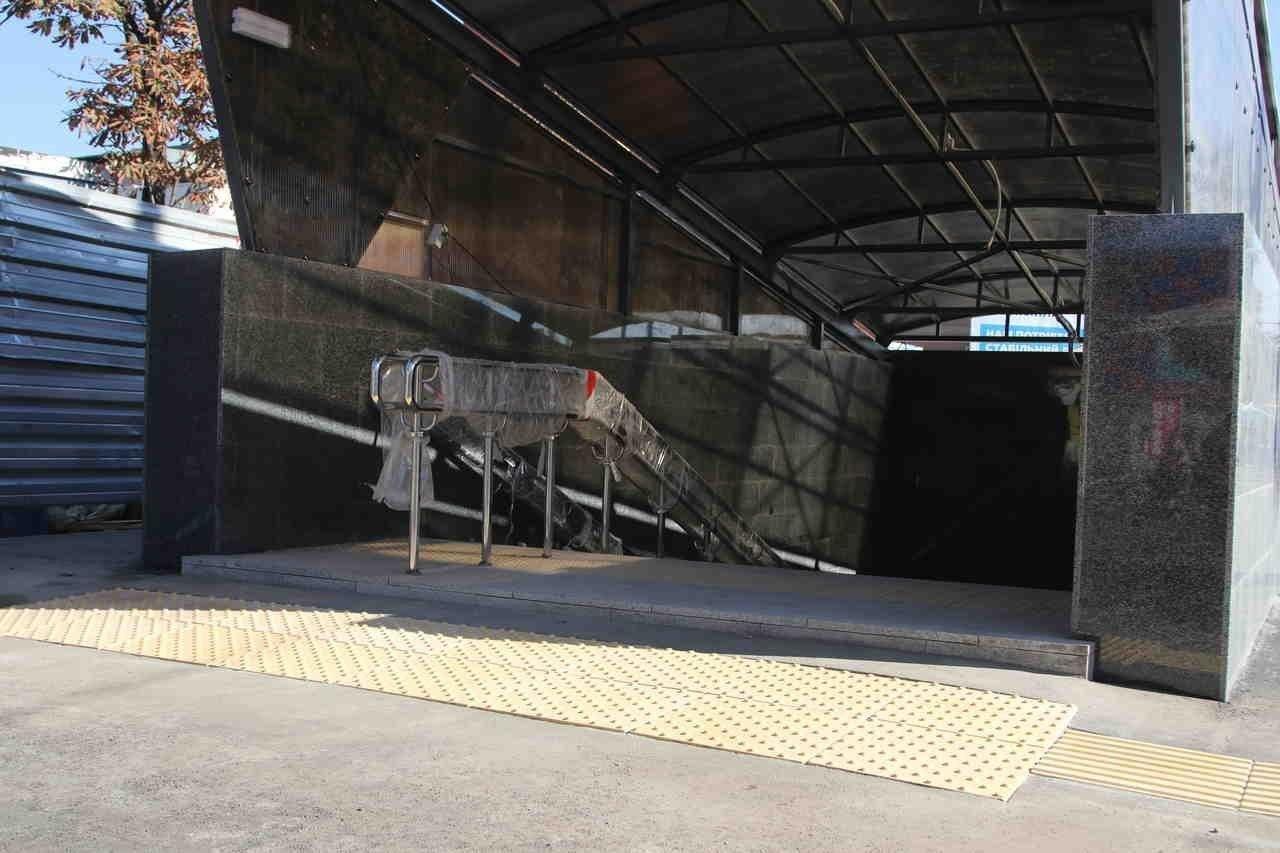 Місто для людей: У Кривому Розі на вул. Лермонтова завершені основні  роботи по капремонту підземного переходу, фото-5