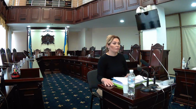 ВСП оставил в должности судью из Кривого Рога, которая не прошла квалификационное оценивание, фото-1