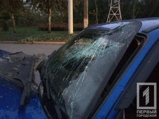 Двое детей пострадали в результате аварии в Кривом Роге, - ФОТО , фото-3