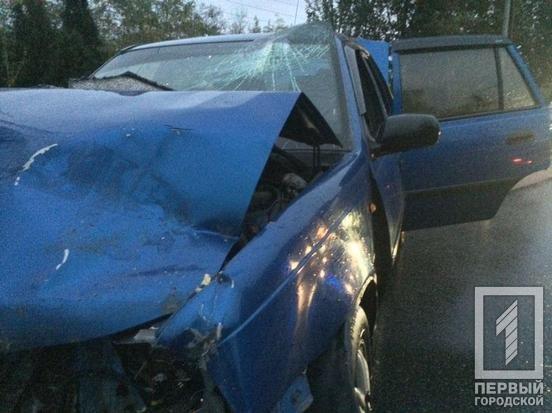 Двое детей пострадали в результате аварии в Кривом Роге, - ФОТО , фото-2