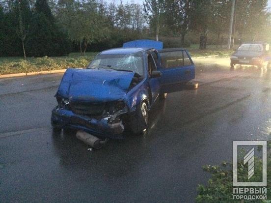 Двое детей пострадали в результате аварии в Кривом Роге, - ФОТО , фото-1