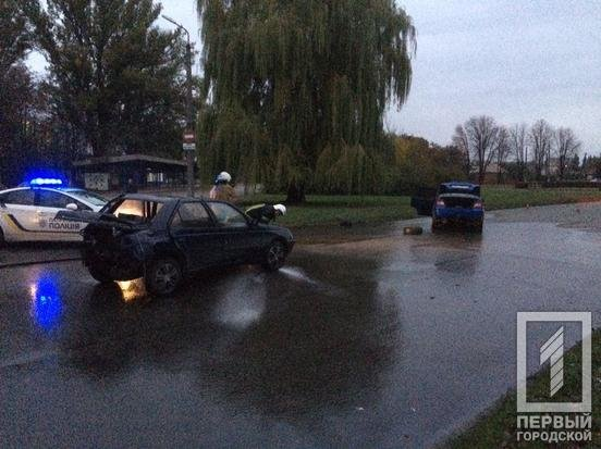 Двое детей пострадали в результате аварии в Кривом Роге, - ФОТО , фото-6
