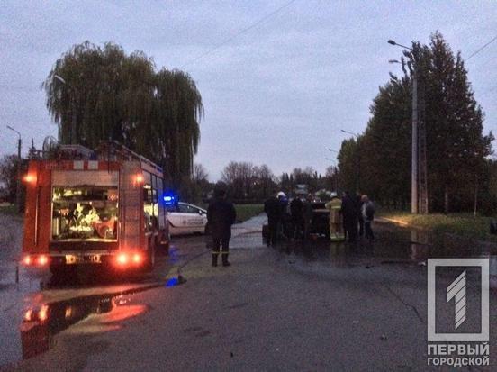 Двое детей пострадали в результате аварии в Кривом Роге, - ФОТО , фото-5