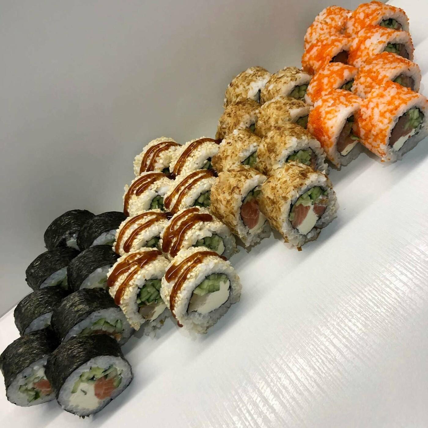 Лучшие суши и роллы Кривого Рога: Что говорят их авторы, фото-3