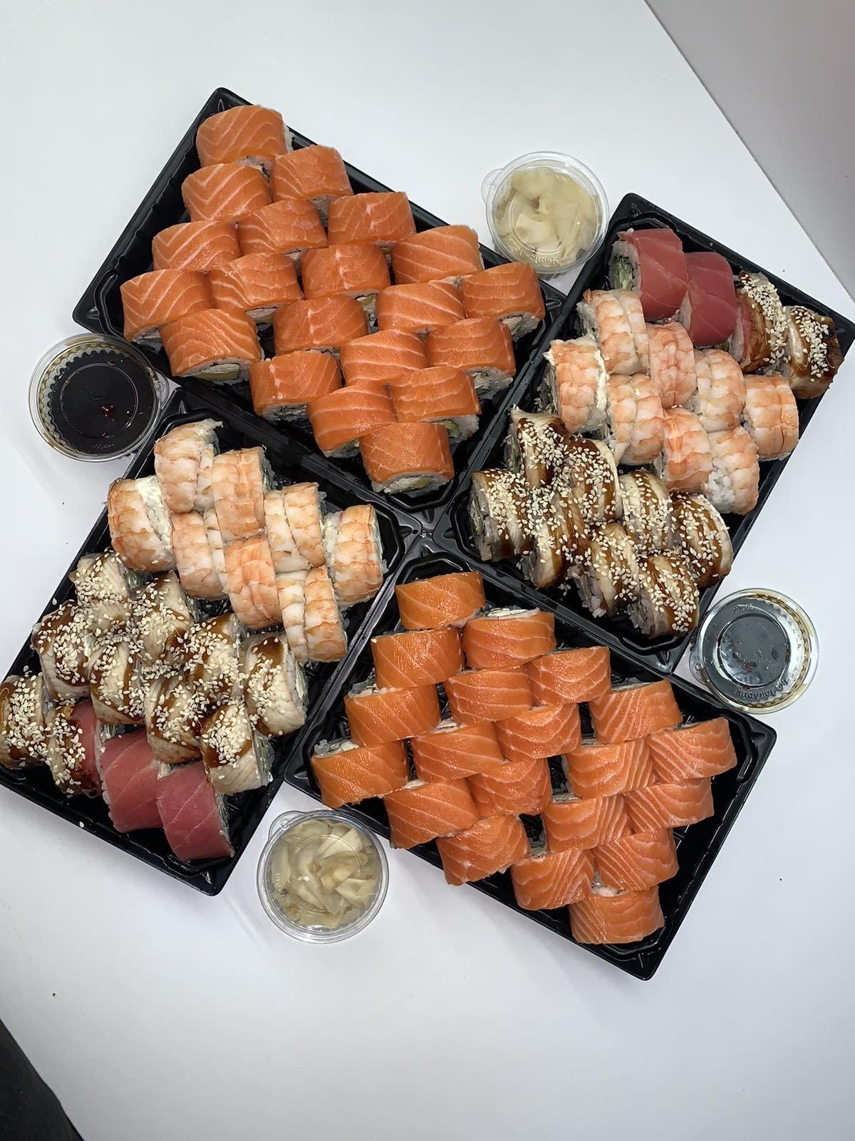 Лучшие суши и роллы Кривого Рога: Что говорят их авторы, фото-7