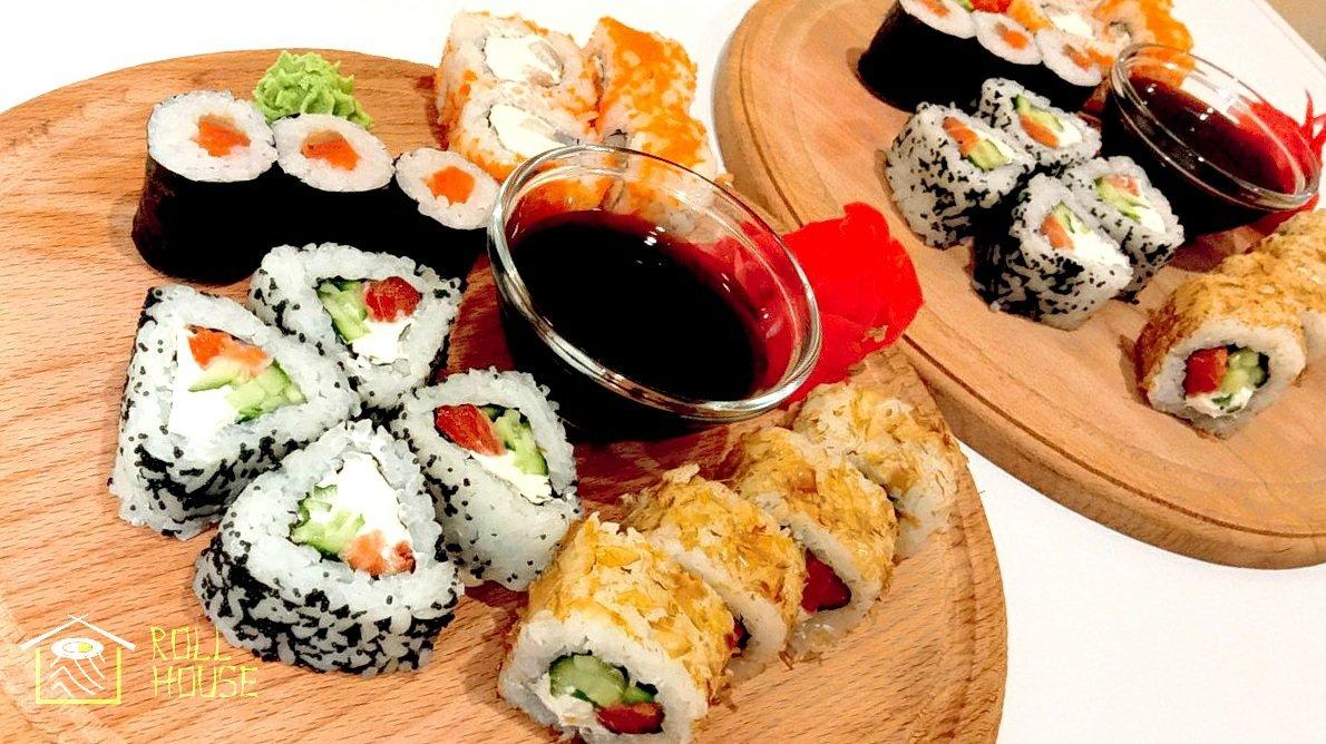 Лучшие суши и роллы Кривого Рога: Что говорят их авторы, фото-14