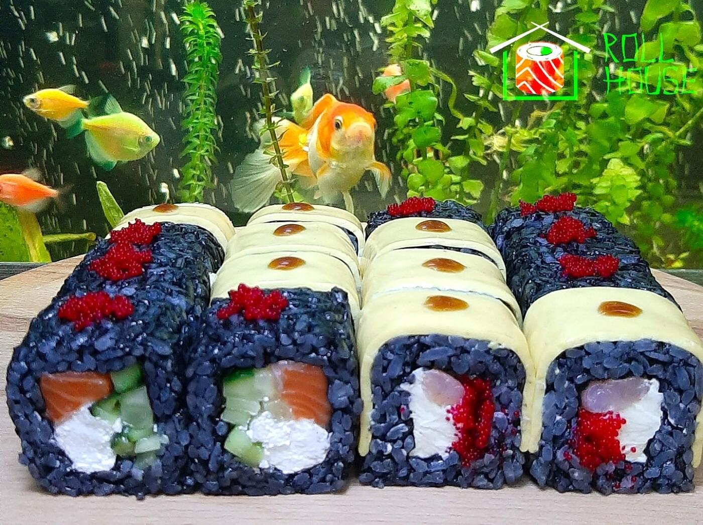 Лучшие суши и роллы Кривого Рога: Что говорят их авторы, фото-15