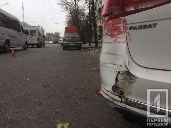 ДТП в Кривом Роге: водитель маршрутки потерял сознание за рулем, - ФОТО , фото-1