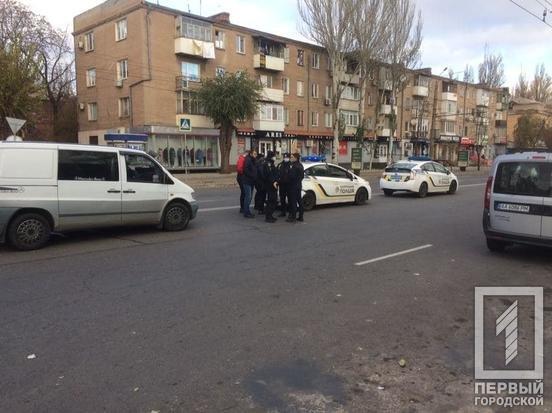 В Кривом Роге автомобиль патрульных попал в ДТП, - ФОТО, фото-1