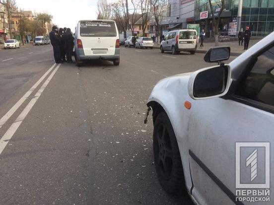 В Кривом Роге автомобиль патрульных попал в ДТП, - ФОТО, фото-4