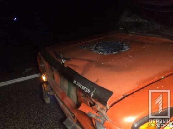 В результате ДТП в Кривом Роге пострадал велосипедист, - ФОТО , фото-2