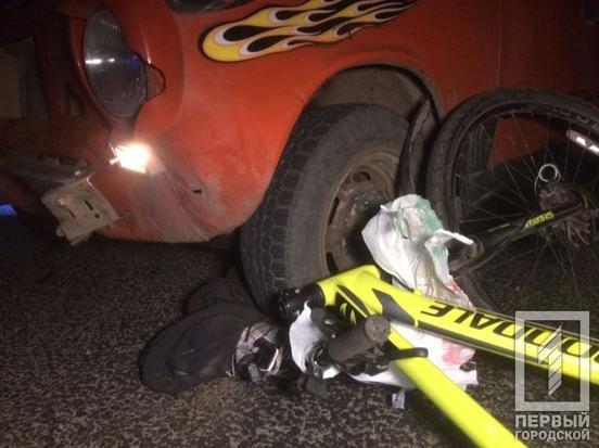 В результате ДТП в Кривом Роге пострадал велосипедист, - ФОТО , фото-3