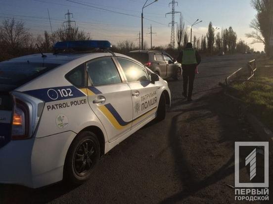 ДТП в Кривом Роге: автомобиль Suzuki зацепил нетрезвого пешехода, - ФОТО , фото-3