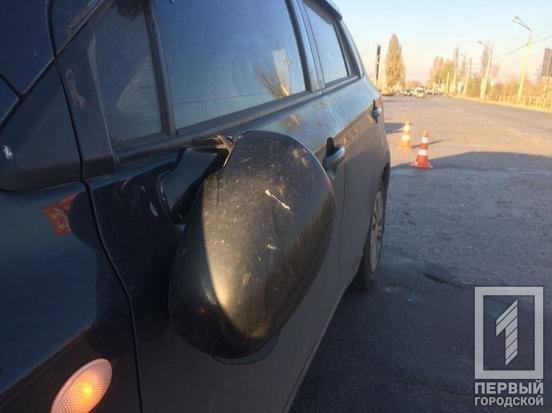ДТП в Кривом Роге: автомобиль Suzuki зацепил нетрезвого пешехода, - ФОТО , фото-1