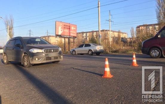 ДТП в Кривом Роге: автомобиль Suzuki зацепил нетрезвого пешехода, - ФОТО , фото-2