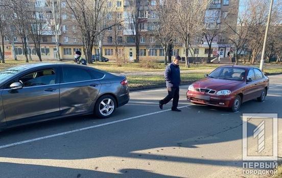 "ДТП в Кривом Роге: столкнулись ""Ford"" и ""Daewoo"", - ФОТО , фото-4"
