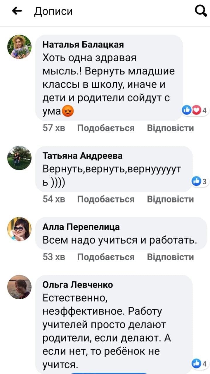 """""""Вернуть младшие классы в школу!"""", - на Днепропетровщине родители поняли, что дети не могут сами заниматься онлайн, фото-1"""