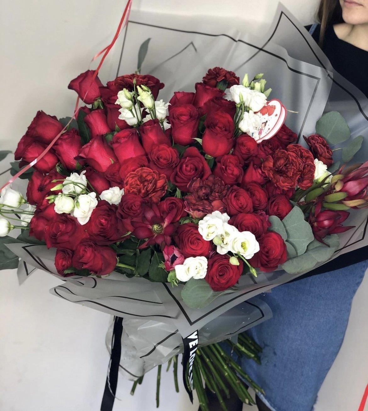 Доставка цветов в Кривом Роге, фото-8