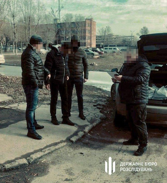 В Кривом Роге полицейского задержали на взятке $ 5000, - ФОТО, фото-4