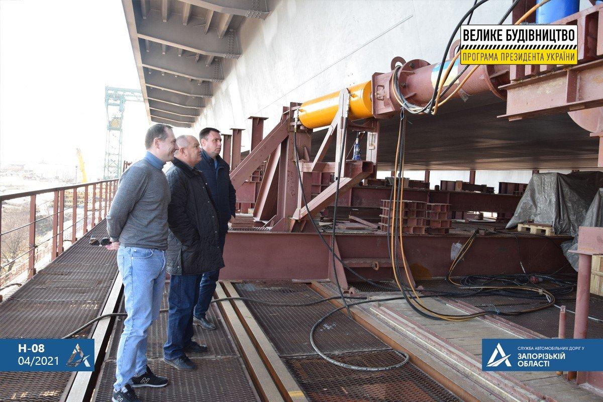 Руководство САД проверило соблюдение технологии при ремонте трассы Н-23 Кропивницкий-Кривой Рог - Запорожье, - ФОТО , фото-15