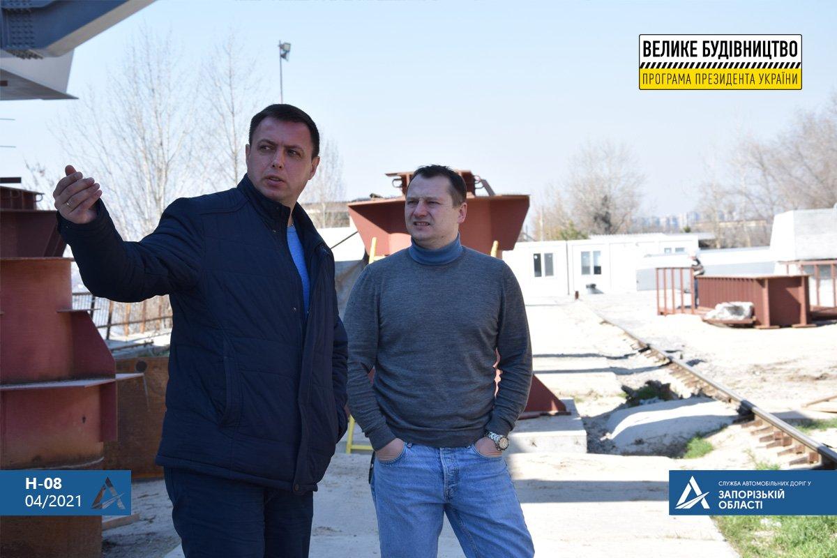 Руководство САД проверило соблюдение технологии при ремонте трассы Н-23 Кропивницкий-Кривой Рог - Запорожье, - ФОТО , фото-17