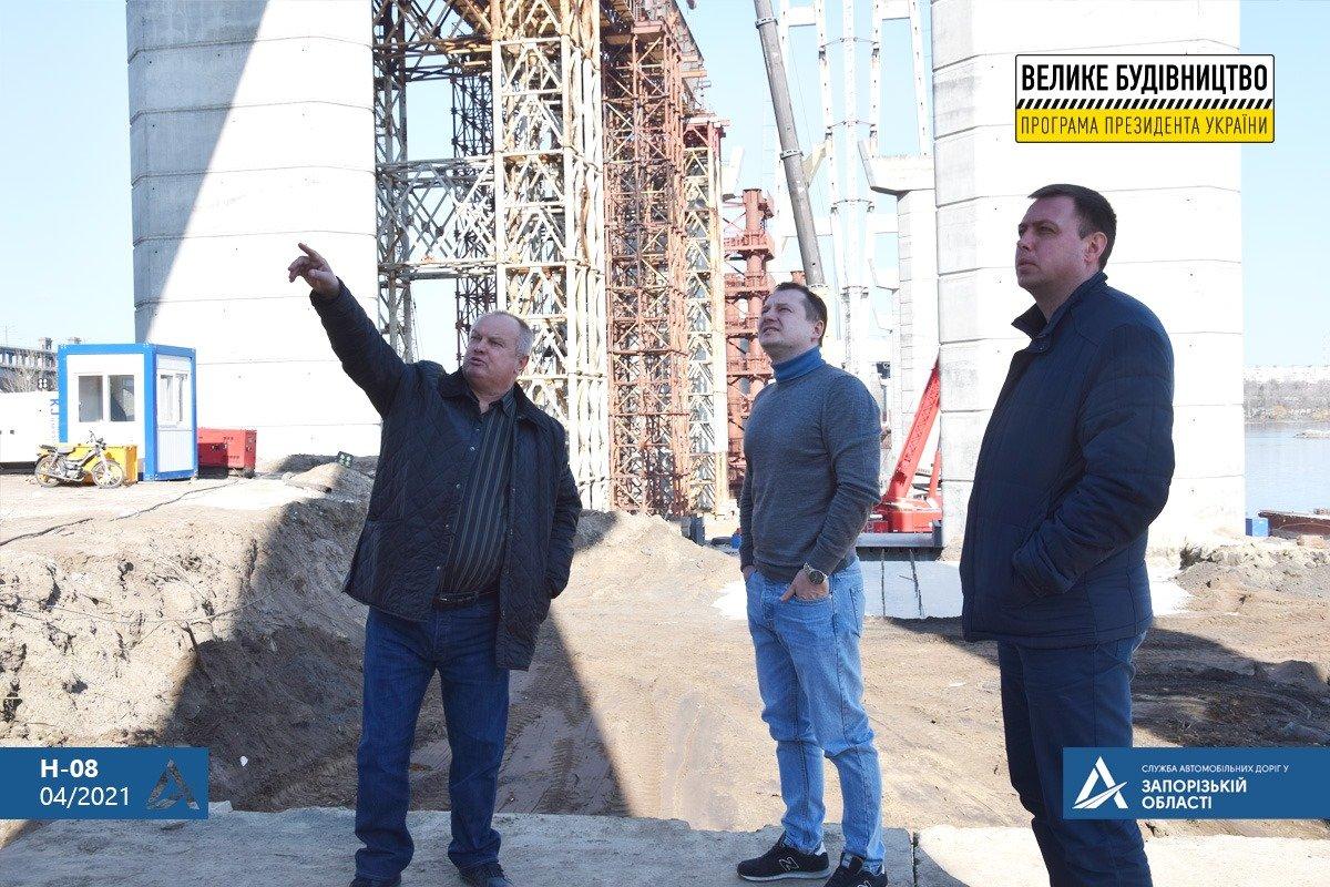 Руководство САД проверило соблюдение технологии при ремонте трассы Н-23 Кропивницкий-Кривой Рог - Запорожье, - ФОТО , фото-16