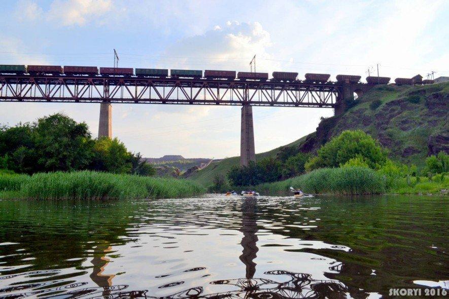 Свадебный, пешеходный, железнодорожный, - история создания криворожских мостов, - ФОТО, фото-10